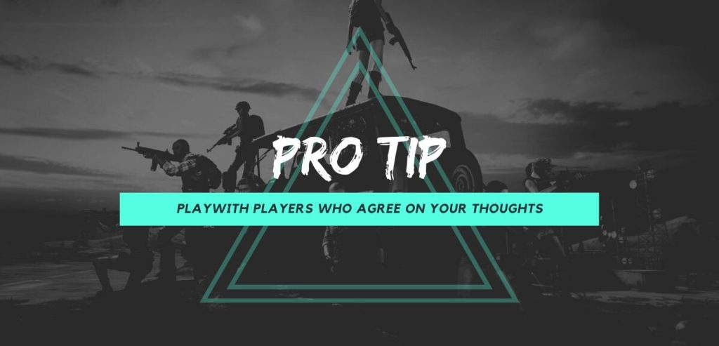 Best Tips to be a pro player in pubg mobile