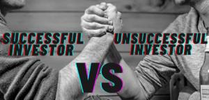 Read more about the article Successful Investor Vs Unsuccessful Investor